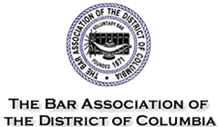 The Bar Association of The District of Columbia | Voluntary Bar | Founded !871 | The Bar Association of The District of Columbia